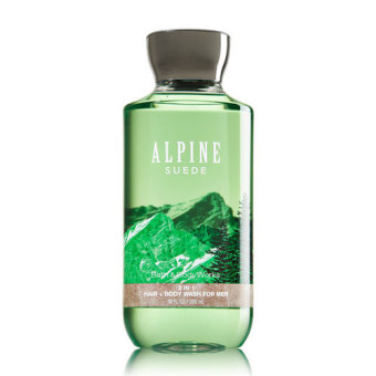 Gel tắm gội Bath & Body Works 2in1 dành cho nam Alpine Suede 295ml
