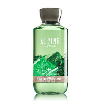 Gel tắm gội Bath & Body Works 2in1 dành cho nam Alpine Suede 295ml