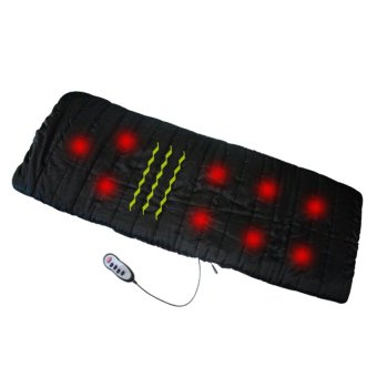Dải đệm nằm massage Buheung MK-317 (Đen)