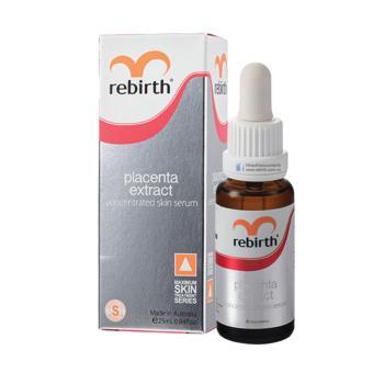 Tinh chất dưỡng với chiết xuất nhau thai cừu RE-BIRTH Placenta Extract Concentrated Skin Serum 25ml