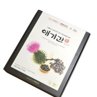 Thực phẩm bổ gan, giải độc và chống ung thư gan AEKIGAN, Hàn Quốc (Dạng nước)