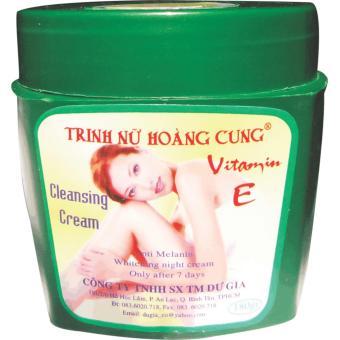 Kem Dưỡng Trắng Da Toàn Thân - Vitamin E Trinh Nữ Hoàng Cung (Dạng Đặc) - 180g - TNHC1010T79