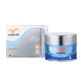 Kem dưỡng trắng da với tinh dầu đà điểu RE-BIRTH Advanced Emu Whitening Concentrate 50ml