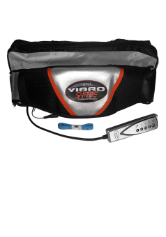 Đai massage nóng & rung Vibro Shape (Đen)