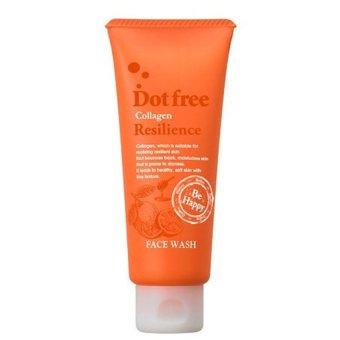Sữa rửa mặt Collagen tươi Dotfree Resilience Face Wash 100g