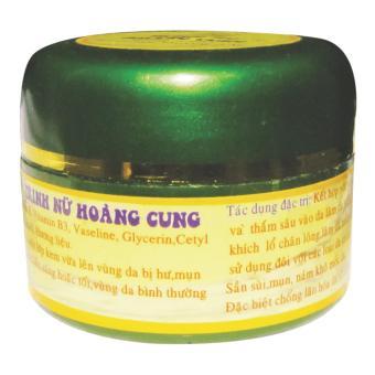 Kem Ngăn Ngừa Mụn - Nám - Thâm - Tàn Nhang Trinh Nữ Hoàng Cung - 18g - TNHC027T49
