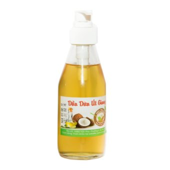 Dầu Dừa Dưỡng Ẩm Út Giang 200 ML
