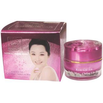 Kem Dưỡng Ẩm - Ngừa Mụn - Chống Lão Hóa - Vitamin E Trinh Nữ Hoàng Cung - 10g - TNHC034T89