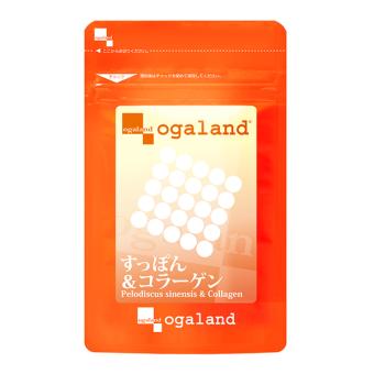 Viên uống Ogaland chiết xuất rùa mai mềm và Collagen 60 viên