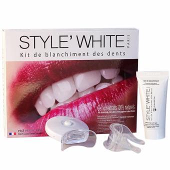 Bộ làm trắng răng Style White
