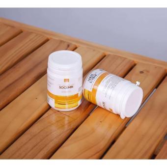 Tinh Chất Nghệ Vàng SOCUMIN 100G (Không chứa Tinh Bột- Chứa Curcumin 95%)