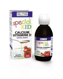 Thực phẩm bảo vệ sức khỏe Special Kid Calcium Vitamine D 125ml