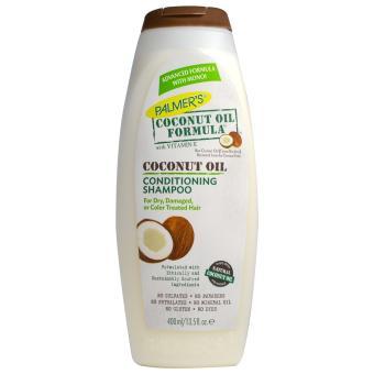 Dầu gội dầu dừa dưỡng tóc Palmer's Coconut Oil Conditioning Shampoo 400ml PL3305