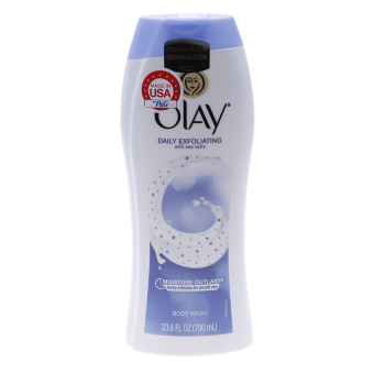 Sữa tắm Olay Daily Exfoliating With Sea Salts Moisture Outlast 700ml