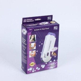 Máy cạo lông cầm tay Laser có đèn Led -Yes Finishing Touch