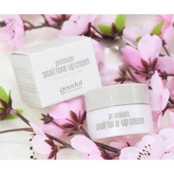 Kem Dưỡng Da Trắng Da Cao Cấp Goodal Premium Snail Tone Up Cream Chiết Xuất Ốc Sên 10ml
