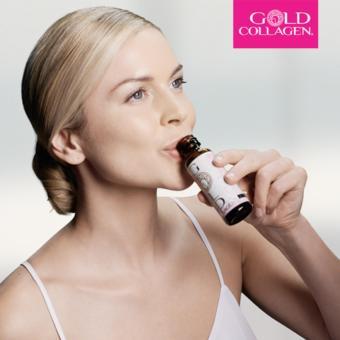 Thực phẩm bổ sung Pure Gold Collagen 50ml x 10 lọ