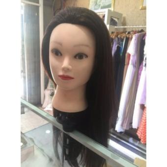 Đầu manocanh dùng để học cắt tóc