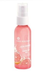 Xịt giữ ẩm cung cấp vitamin chiết xuất từ bưởi Yves Rocher Pink Grapefruit Vitamin Face Mist 50ml