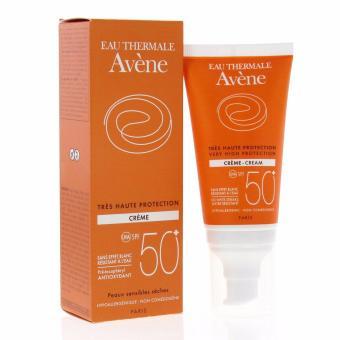 Kem chống nắng Eau Thermale Avène Crème SPF 50