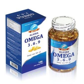 Thực phẩm chức năng Alaska Omega 3.6.9