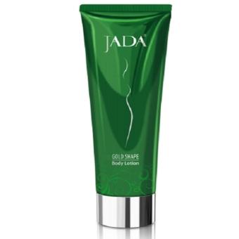 Kem dưỡng da tan mỡ Jada Cosmetics Jada Gold Shape Body Lotion 200ml