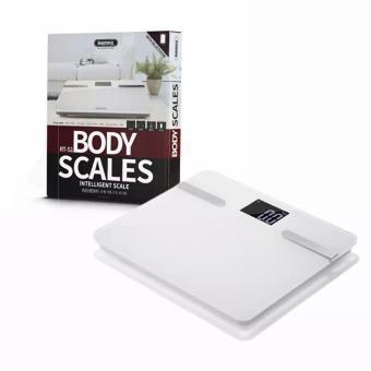Cân theo dõi sức khỏe thông minh kết nối smartphone theo dõi tăng cân- Remax S1