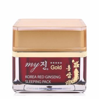 Kem dưỡng da hồng sâm My Gold Sleeping Pack 50ml