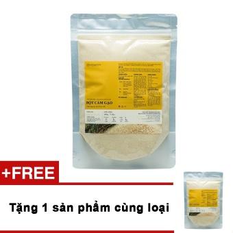 Bột cám gạo Milaganics 200g + Tặng 1 sản phẩm cùng loại