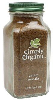 Gia vị của Ấn Độ Garam Masala Simply Organic 85g