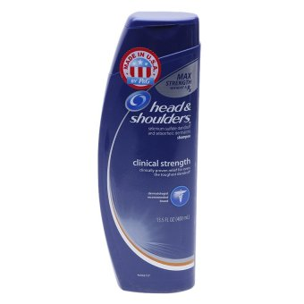 Dầu gội sạch gàu Head & Shoulders Clinical Strength 400ml
