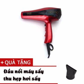 Máy sấy tóc 6 chế độ Chaoba 2800W CB2219 (kèm đầu dẹp)