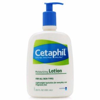 Sữa dưỡng thể toàn thân Cetaphil Moisturizing Lotion 591ml Wowmart VN