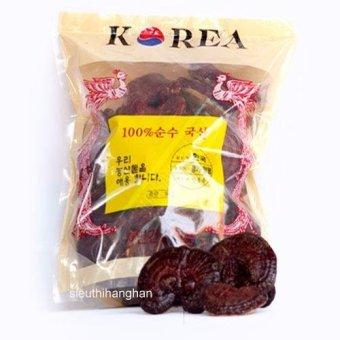 Nấm Linh Chi Đỏ - NK Hàn Quốc (Hàng 2016)