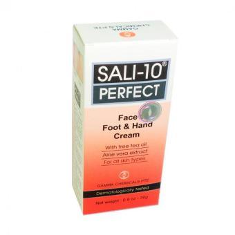 Kem trị khô da, rạn da, nứt môi Gamma Sali-10 Perfect 30g