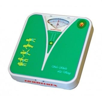 Cân sức khỏe Nhơn Hòa 120kg (Xanh lục)