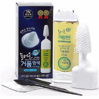 Lược nhuộm tóc thông minh Hàn Quốc Forneon Just 1 minute (nhuộm đen tóc bạc) 80ml