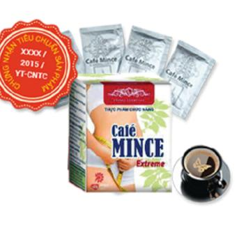 Trà Giảm Cân Giảm Béo Café Mince Extreme (42g)