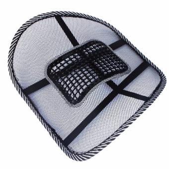 Tựa lưng lưới Massage thư giãn đa năng (TBYT cong dong)