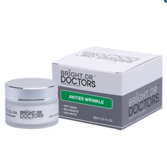 Kem dưỡng trắng chống lão hóa Bright Doctors Anties Wrinke 30ml.