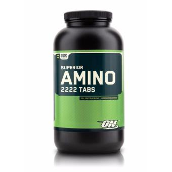 On - Superior Amino Acid 2222 320 Tabs