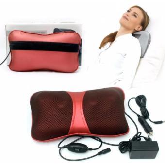 Gối mát -xa hồng ngoại Massager Pillow FP-818 (4 bi hồng ngoại)