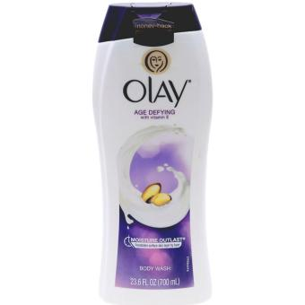 Sữa tắm Olay Age Defying with Vitamin E 700ml