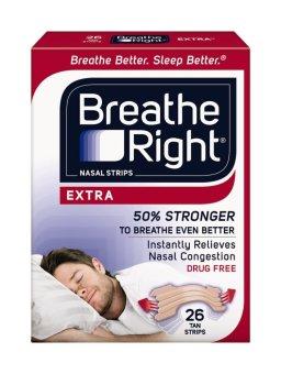 Miếng dán thông mũi 26 miếng Uright Breathe Right