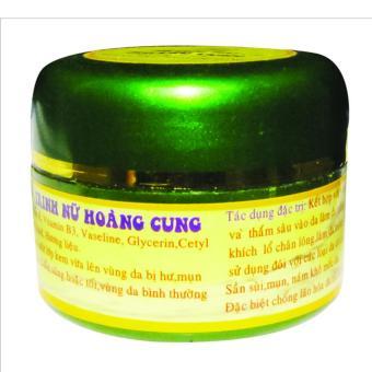 Kem Ngừa Mụn-Nám-Thâm-Tàn Nhang 18g Trinh Nữ Hoàng Cung