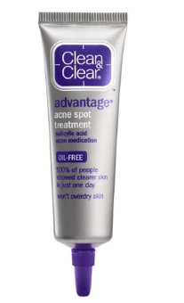 Gel trị mụn siêu tốc Clean & Clear Advantage Acne Spot Treatment 22ml