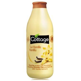 Sữa tắm hương vani Cottage Vanilla 750ml
