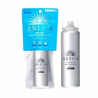 Chống Nắng Dạng Xịt Anessa Essence Uv Spray Sunscreen 60g