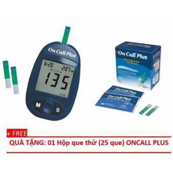 Máy đo đường huyết điện tử Acon ON CALL Plus G113-111