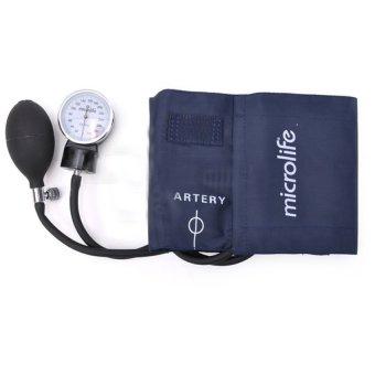 Bộ máy đo huyết áp bắp tay kèm tai nghe Microlife AG1-20 ( Mới )